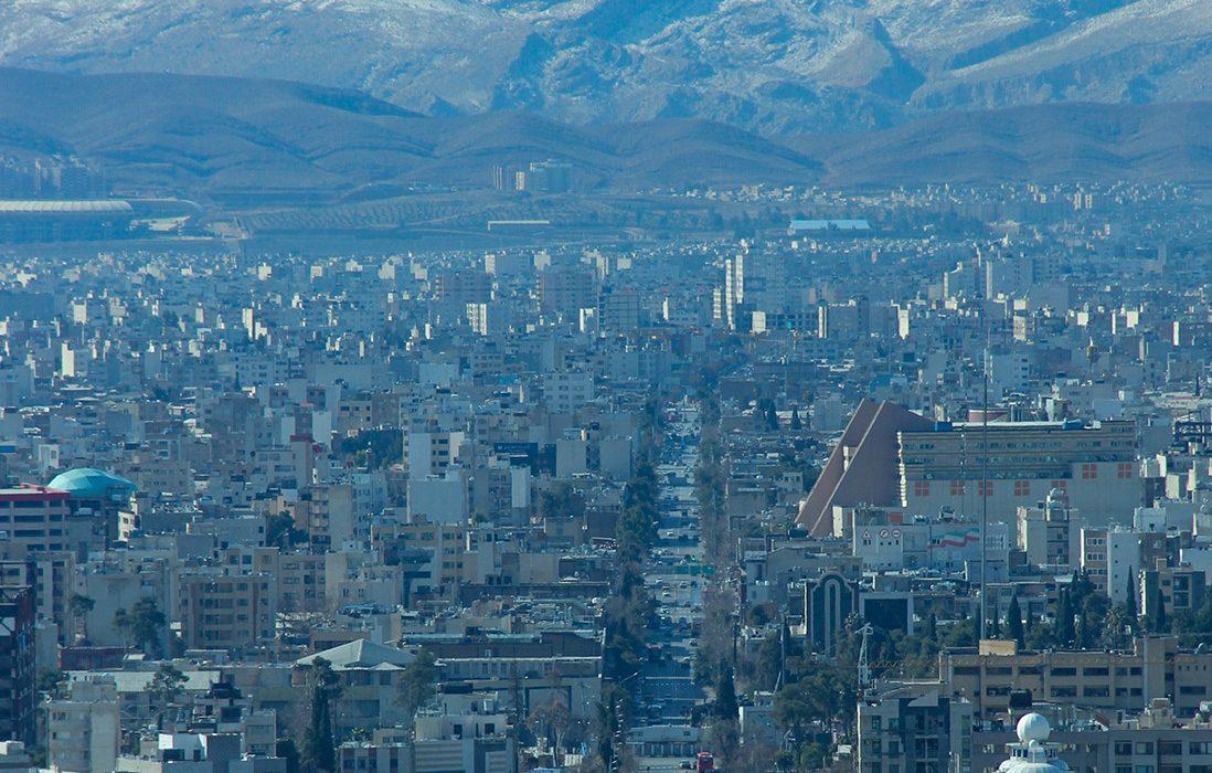 قابی از شیراز