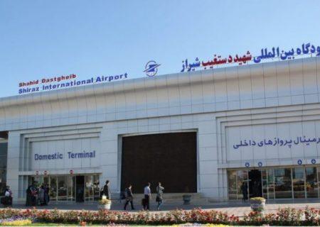 تأخیر ۱۱ ساعته در پرواز شیراز به تهران