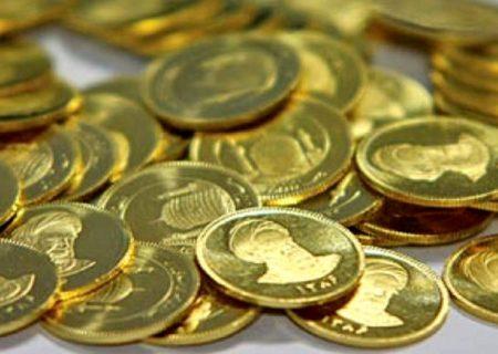 قیمت سکه حداقل ۴ برابر حقوق یک کارگر