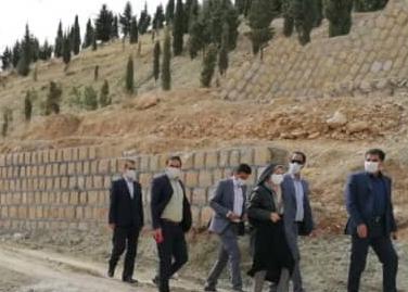 احداث باغ بانوان در منطقه ۹ شهرداری شیراز آغاز میشود