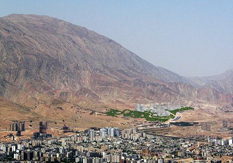 شهربازی بزرگ شیراز راهاندازی میشود