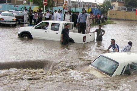 فراخوان کمک به سیلزدگان سیستان و بلوچستان