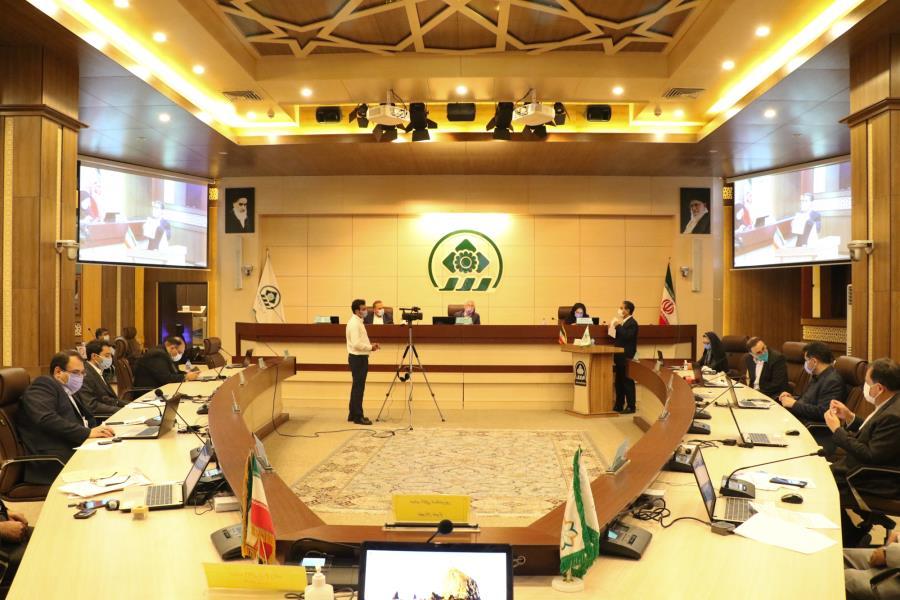 ابقای اعضای هیات رئیسه شورای شهر شیراز