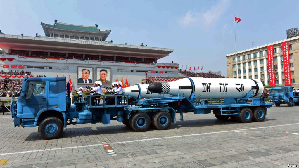 کره شمالی میگوید «موشک بالستیک جدیدی» را آزمایش کردهاست
