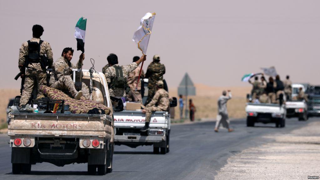 افزایش خطر رویارویی مستقیم آمریکا و نیروهای دولتی در سوریه