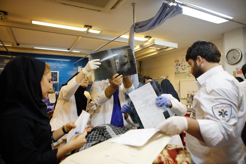 سومین حادثه سرویس دانشآموزان در شیراز
