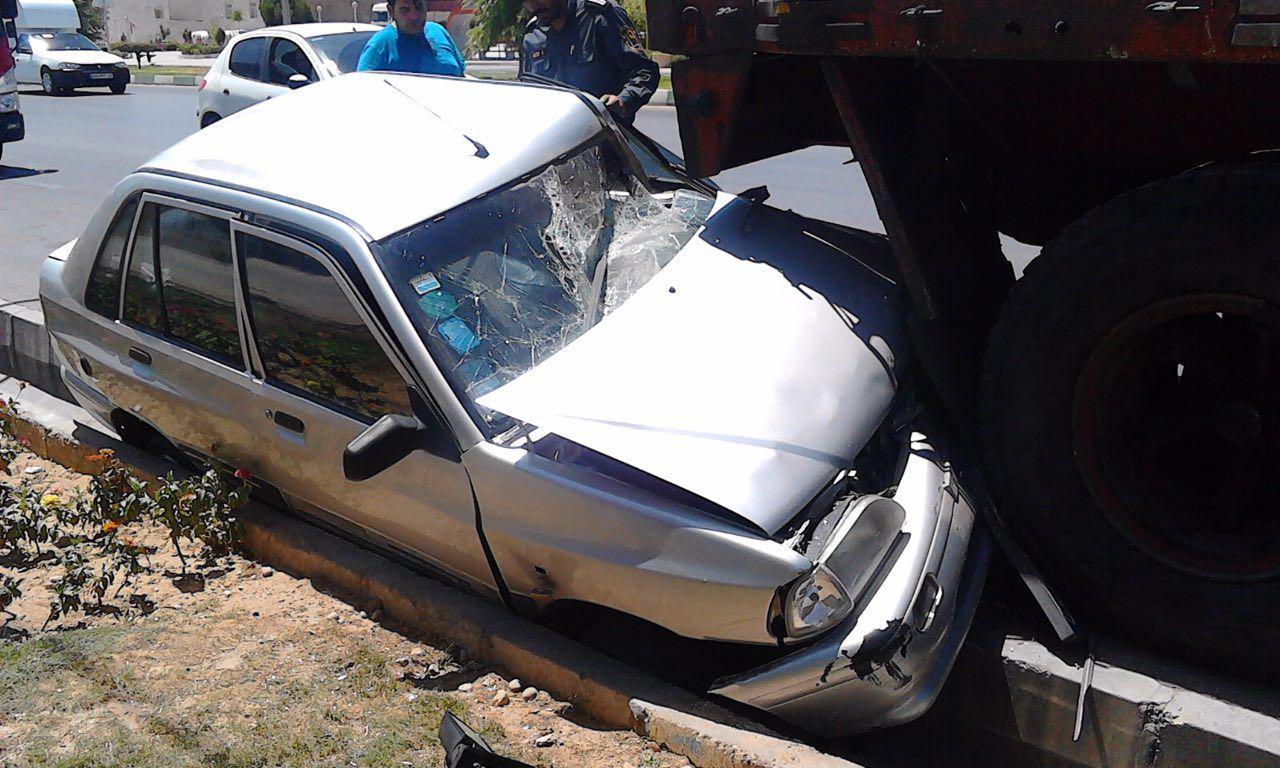 افزایش قربانیان حوادث رانندگی در فارس