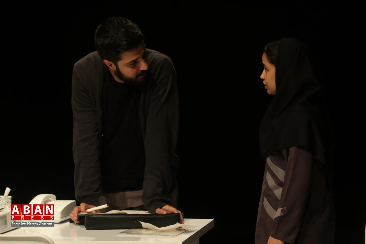 """آلبوم عکس، اجرای تئاتر """"فعل"""" در شیراز"""