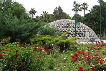 راهاندازی آب نمای موزیکال در شیراز