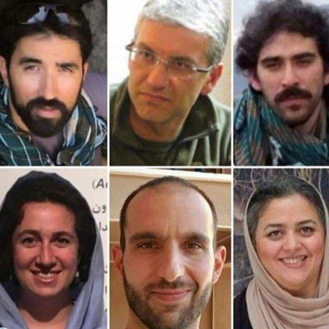 """""""کسی از کارشناسان حیات وحش بازداشت شده خبر ندارد"""""""