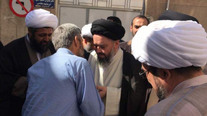 حسین شیرازی آزاد شد