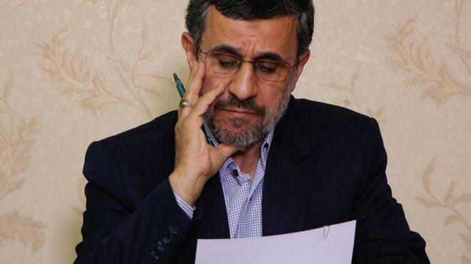 گلایه احمدینژاد از وضعیت کشور