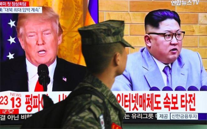 کرهشمالی پایگاه آزمایش هستهای خود را «ماه مه تعطیل میکند»