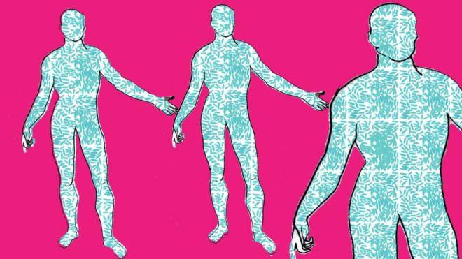 بدن ما بیشتر از میکروب تشکیل شده تا سلولهای انسان