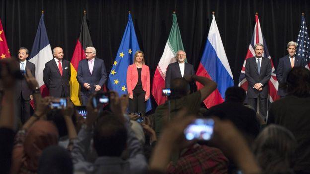 ادامه درخواستها از ترامپ برای حفظ توافق اتمی با ایران