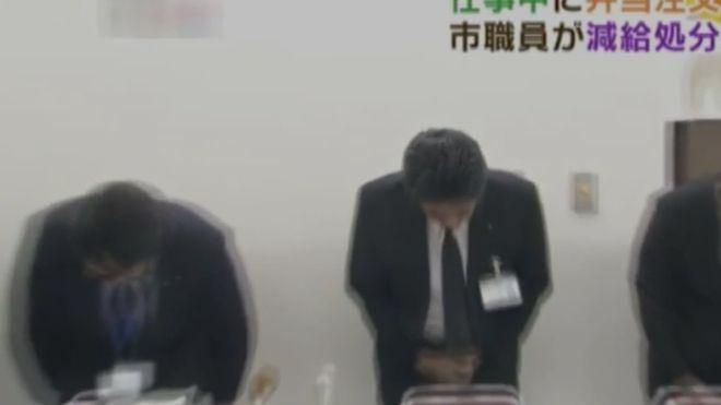 کارمند ژاپنی به دلیل ترک زودهنگام میز کار جریمه شد