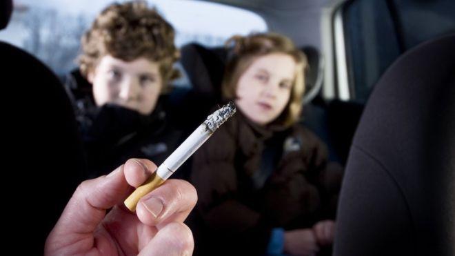 استنشاق دود سیگار در کودکی؛ 'افزایش خطر بیماری ریوی جدی در بزرگسالی'