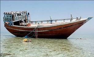 بازداشت 21 خدمه چهار لنج خارجی در جزیره کیش