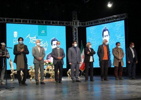 جشنواره تئاتر پسامهر به پایان رسید