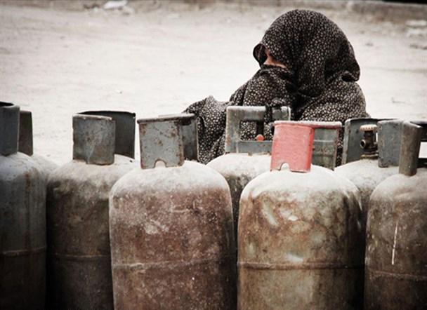 علت کمبود کپسول گاز در روستاهای شیراز