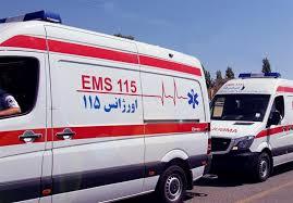 افزایش شمار مصدومان حادثه واژگونی اتوبوس در جاده فیروزآباد به ۱۸ نفر