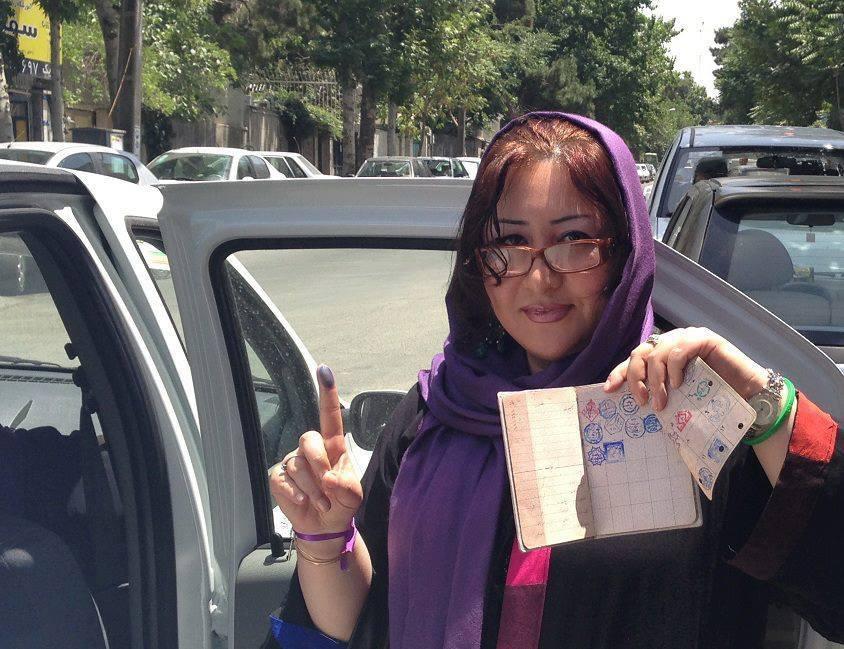 عسل اسماعیلزاده، فعال رسانهای بازداشت شد