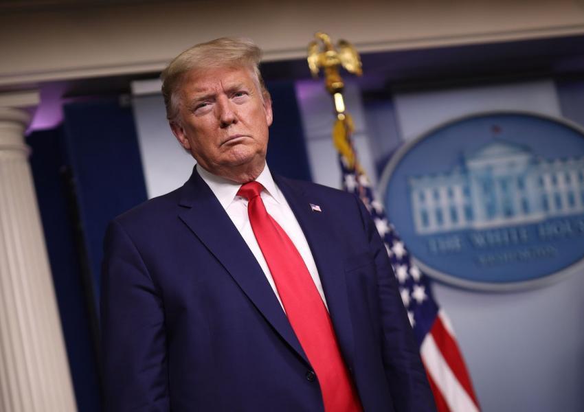 آیا کرونا میتواند مانع راهیابی مجدد ترامپ به کاخ سفید شود؟