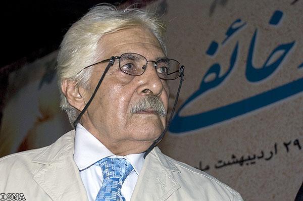 پرویز خائفی شاعر شیرازی درگذشت