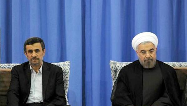 پاسخ احمدینژاد به حسن روحانی: خزانه را خالی تحویل ندادم