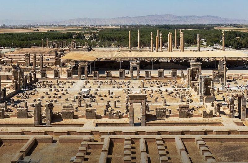 نقش پایگاههای میراث جهانی در اداره آثار تاریخی