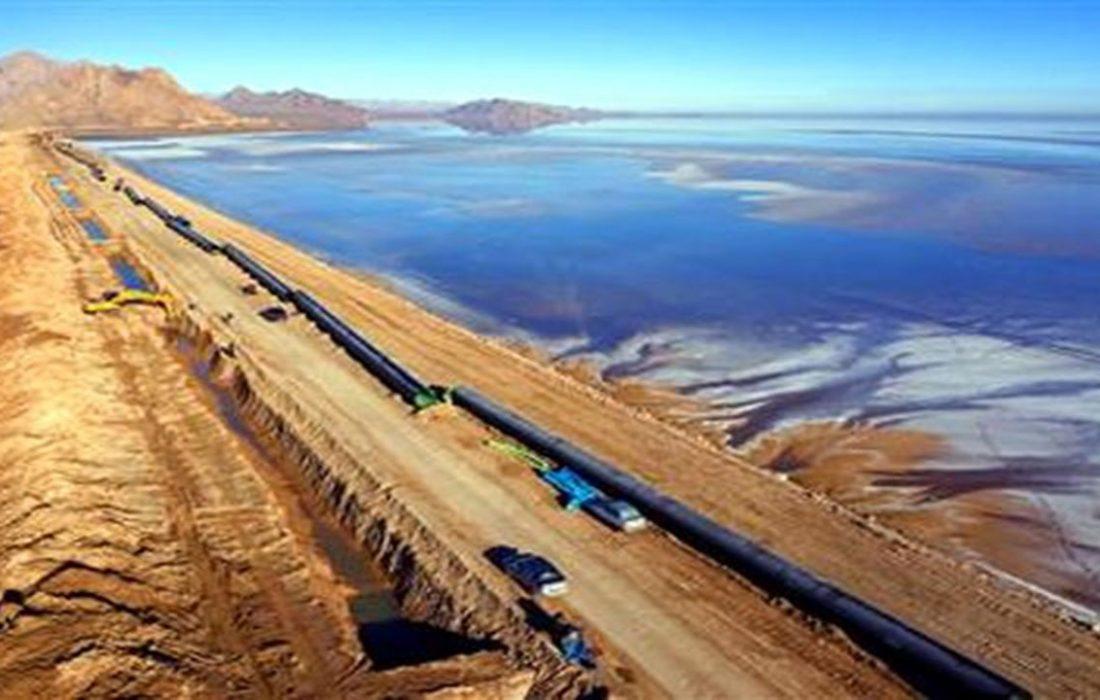 خلیجفارس با انتقال آب شورتر میشود