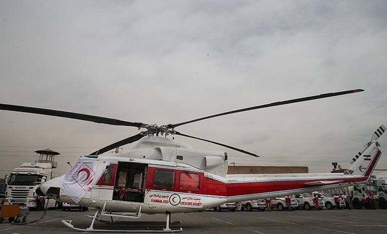 12 باند هلیکوپتری امداد و نجات در شیراز احداث میشود