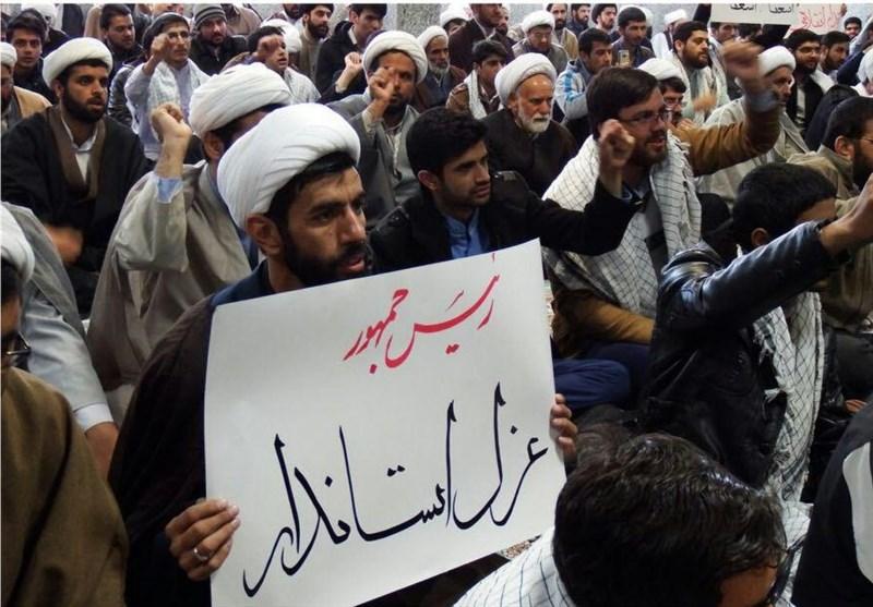 افزایش فشار مخالفان دولت برای برکناری استاندار خراسان جنوبی به دلیل «حمایت از شادی»