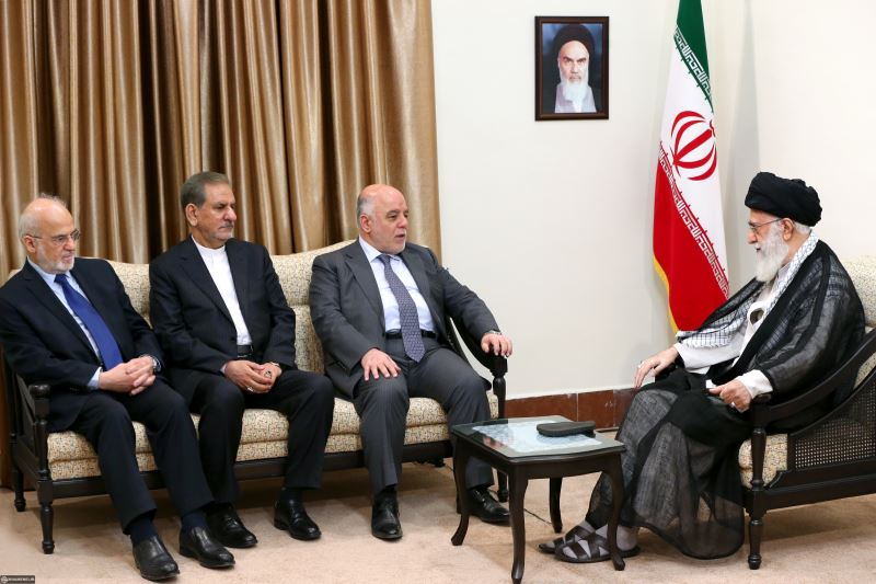 آیتالله خامنهای: ایران با همهپرسی برای جدایی یک منطقه از عراق مخالف است