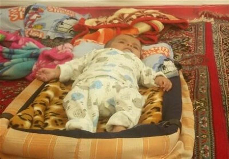 نوزاد ۴ ماهه دومین قربانی سرمازدگی در مناطق زلزله زده