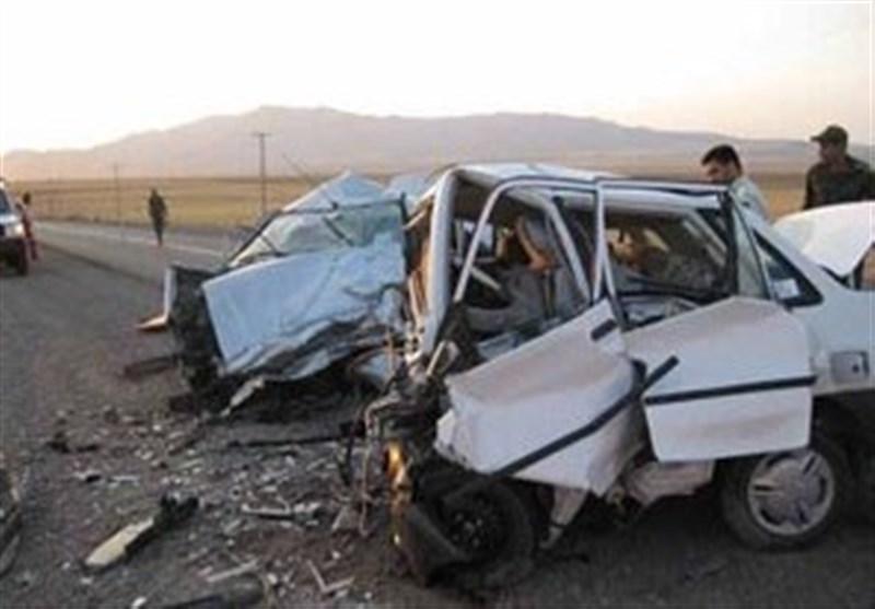 تصادف مرگبار در فارس جان ۷ نفر را گرفت