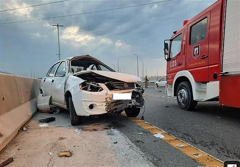 افزایش ۲۰ درصدی تصادفات منجر به فوت در فارس؛ ۳۲ درصد از جان باختگان عابران پیاده هستند
