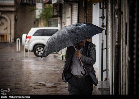 ورود سامانه جدید بارشی به استان فارس؛ احتمال بارش تگرگ در مناطق جنوبی وجود دارد