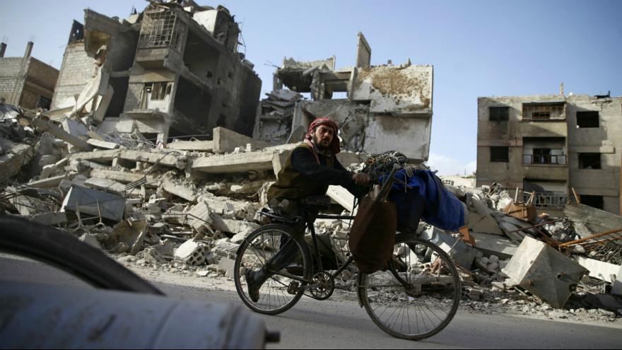 سازمان ملل: وضعیت غوطه شرقی میتواند به «جنایت علیه بشریت» ختم شود