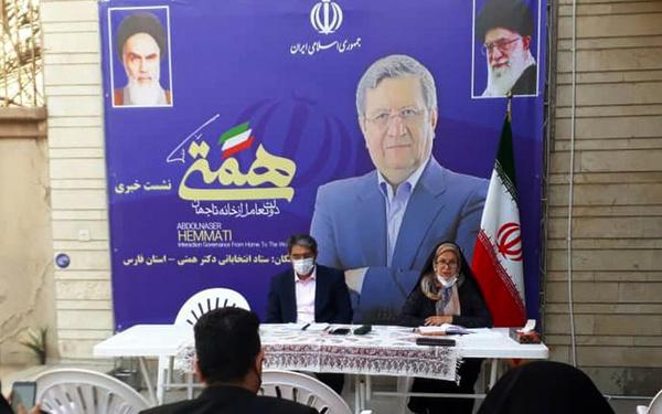 رئیس ستاد عبدالناصر همتی در فارس: اجازه ندهیم ۲۸ خرداد امسال به ۲۸ مرداد دیگری در تاریخ ایران تبدیل شود