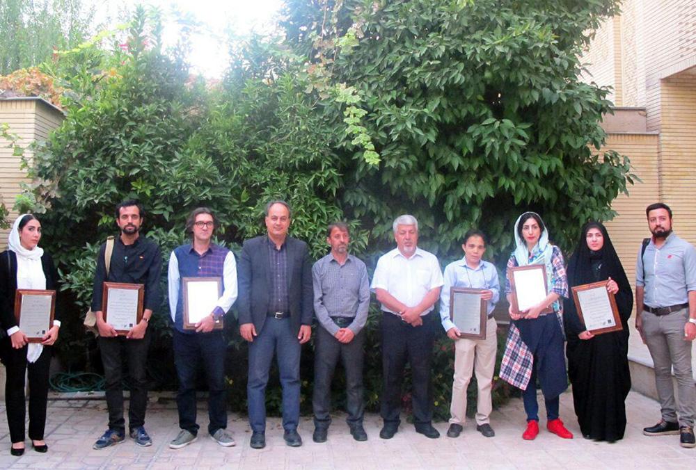 معرفی برگزیدگان مسابقه میراث فرهنگی ناملموس در شیراز