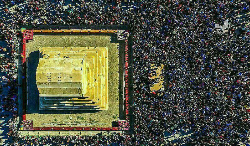 نماینده شیراز خواهان برگزاری مراسم روز کوروش شد