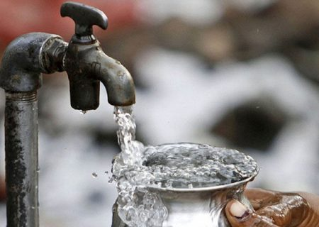 """کیفیت آب شرب روستای """"کشکو"""" شهرستان لامرد بهبود مییابد"""