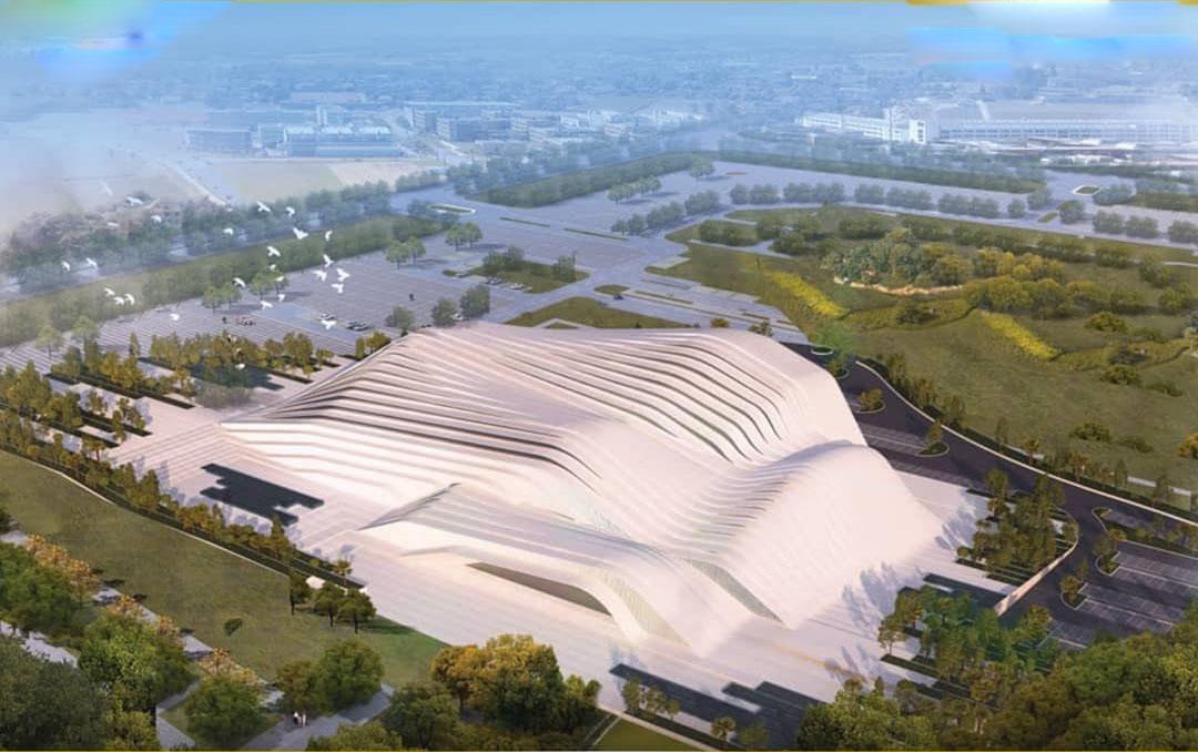 پارک بزرگی آبی شیراز در بزرگراه دراک ساخته میشود