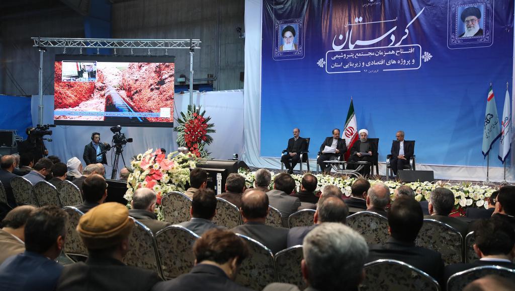 """روحانی از """"مچگیری"""" علیه تولیدگران انتقاد کرد"""