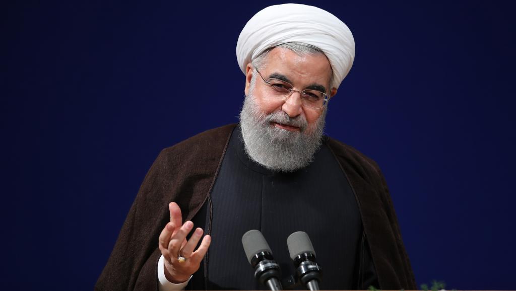روحانی ترامپ را به «کمک به تروریستها» در سوریه متهم کرد
