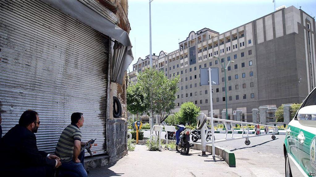 واکنشهای بینالمللی به «حملات تروریستی» تهران