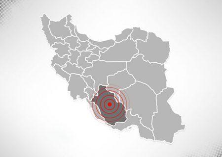 زمینلرزه خشت کازرون و ۱۸ پسلرزه آن تلفات جانی نداشت
