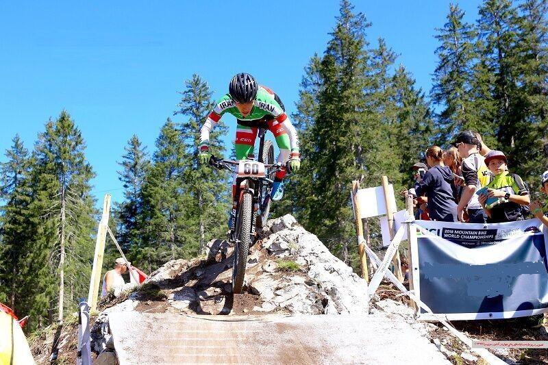 مدال برنز آسیا به دوچرخه سواران شیرازی رسید