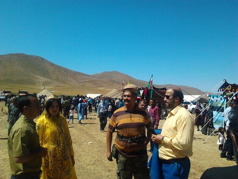 جشنواره عشایری و روستایی در شهرستان اقلید برگزار شد